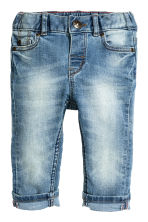 Slim Jeans - Denim blue - Kids | H&M CN 1
