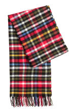 Scarf - Multicoloured/Checked - Men | H&M 2