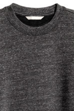 Sweatshirt - Dark grey marl - Ladies | H&M 3