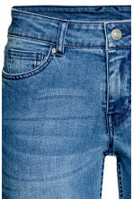 Pantaloni elasticizzati - Blu denim - DONNA | H&M IT 5