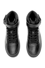 Hi-top trainers - Black - Men | H&M CN 3