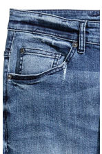 Biker Jeans - Denim blue - Men | H&M CN 4
