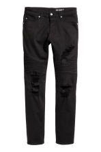 Biker Jeans - Black - Men | H&M CN 2