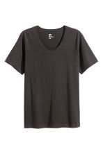 T-shirt - Anthracite grey - Men | H&M CN 2