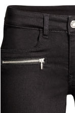 Biker trousers - Black - Ladies | H&M CN 4