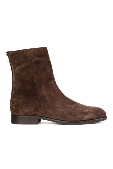 Bottines - Marron foncé -  | H&M FR 1