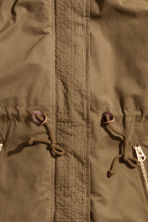 Padded parka - Olive - Ladies | H&M CN 3