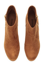 Ankle boots - Camel - Ladies | H&M CN 2