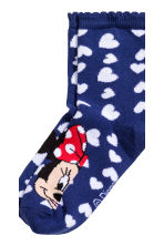 3-pack socks - Light pink/Minnie Mouse - Kids | H&M CN 3