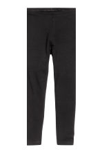2-pack leggings - Black - Kids | H&M CN 3
