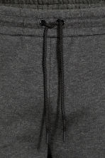 Jersey sports joggers - Dark grey marl - Men | H&M CN 3