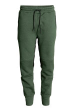 Sports trousers  - Dark green - Men | H&M CN 2
