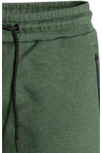 Sports trousers  - Dark green - Men | H&M CN 3