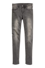 Superstretch Skinny Fit Jeans - Grey - Kids | H&M CN 1