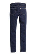 Superstretch Skinny Fit Jeans - Dark denim blue -  | H&M 3