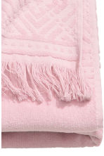 Bath towel - Light pink - Home All | H&M CN 3