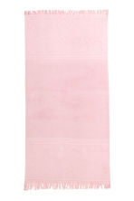 Bath towel - Light pink - Home All | H&M CN 2