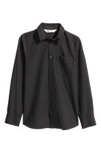 Camicia Easy-iron - Nero - BAMBINO | H&M IT 2