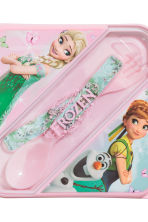Lunch box - Light pink/Frozen - Kids | H&M CN 3