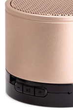 Wireless speaker - Rose gold - Ladies | H&M CN 2