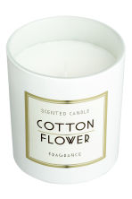 Bougie parfumée - Blanc/Cotton - Home All | H&M FR 3