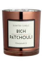 Candela profumata in vasetto - Ramato/Patchouli - HOME | H&M IT 2