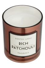 Candela profumata in vasetto - Ramato/Patchouli - HOME | H&M IT 3