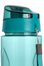 Water bottle with lid - Petrol - Men | H&M CN 2