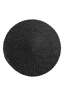 2-pack braided table mats