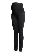 MAMA Biker treggings - Black - Ladies | H&M IE 2