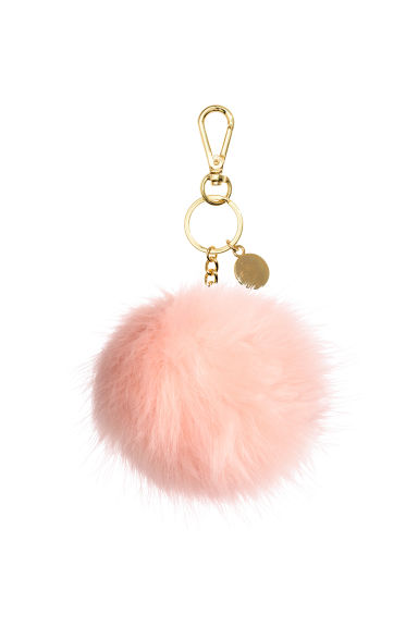 Keyring - Powder pink - Ladies | H&M CN 1