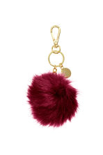 Keyring - Burgundy - Ladies | H&M CN 1