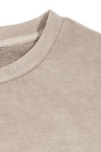 Sweatshirt - Light mole - Men | H&M 4