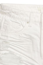 Shorts in jeans Trashed - Bianco - DONNA | H&M IT 3
