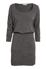 MAMA Nursing dress - Dark grey marl - Ladies | H&M CN 2