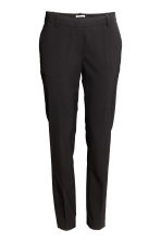 Suit trousers - Black - Ladies | H&M CA 3
