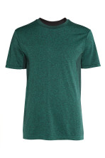 Dark green marl