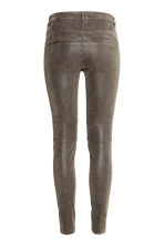 Stretch trousers - Dark grey - Ladies | H&M CN 3