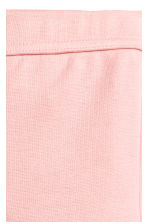 Jersey trousers - Light pink -  | H&M CA 4