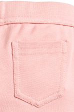 Jersey trousers - Light pink -  | H&M CA 3