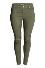 Khaki green/Ankle-length