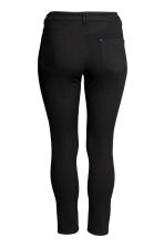 H&M+ Stretch trousers - Black/Ankle-length - Ladies | H&M CN 3