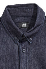 Camicia di jeans - Blu denim scuro - UOMO | H&M IT 3
