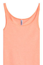 Jersey vest top - Apricot - Ladies | H&M CN 2