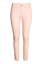 Superstretch trousers - Light powder pink - Ladies | H&M CN 2