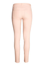 Superstretch trousers - Light powder pink - Ladies | H&M CN 3