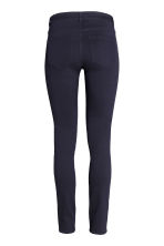 Superstretch trousers - Dark blue - Ladies | H&M CN 3