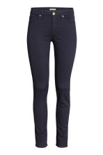 Superstretch trousers - Dark blue - Ladies | H&M CN 2