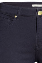 Superstretch trousers - Dark blue - Ladies | H&M CN 4