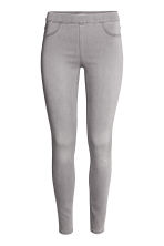 Superstretch treggings - Grey - Ladies | H&M CN 2